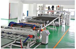 GPPS板材生产线
