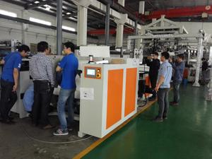 POE聚烯烃太阳能胶膜生产线设备