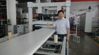XPS二氧化碳保溫板設備