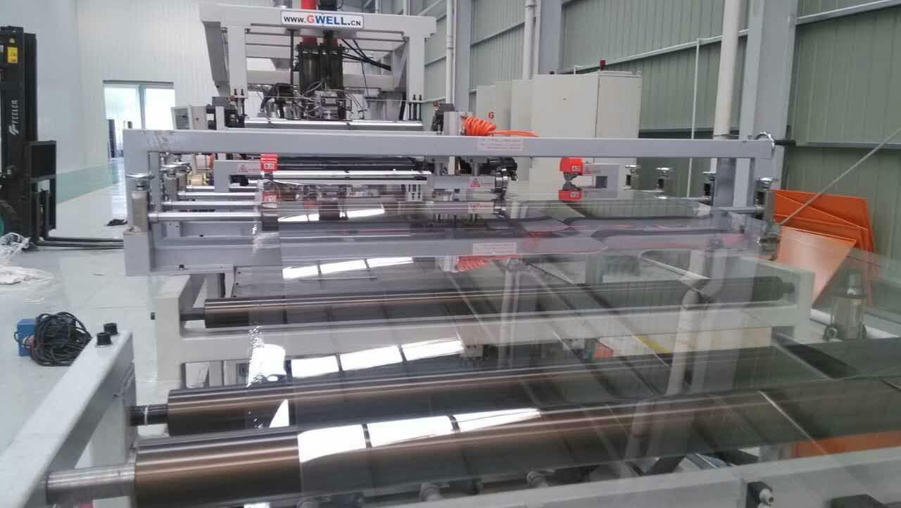 免結晶干燥PET片材生產線