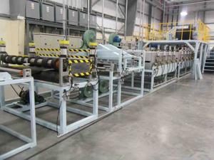 PP蜂窩板生產線